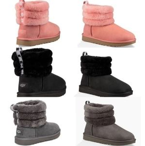 NEW! UGG Mini Fluff Quilted